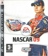 NASCAR 09 Sony Playstation 3 PS3 3+ Racing Game