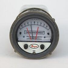 New Dwyer Series 43000 Capsu-Photohelic® Pressure Switch/Gage