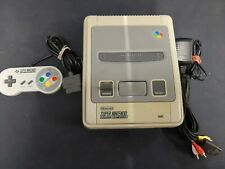 Super Nintendo, SNES console, 1 controller, new power cord, AV Tested