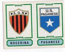 figurina CALCIATORI PANINI 1982/83 NEW numero 518 NOCERINA PAGANESE