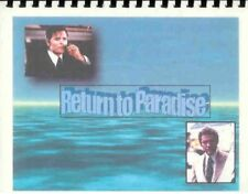 "Hawaii Five-O Fanzine ""Return To Paradise"" Gen"
