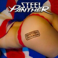 Steel Panther: British Invasion DVD (2012) Live Concert + DOCO