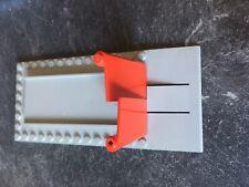 Lego Garagenplatte mit Automatiktüren