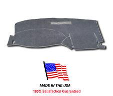 1997-2003 Pontiac Gran Prix Dash Cover Gray Carpet Mat PO10-0 Made in the USA