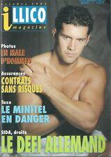ILLICO # 11 1991 Gay homosexualité LGBT