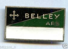 insigne religieux . curé d'Ars . Ars . Belley
