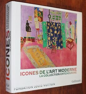 ICONES DE L'ART MODERNE - LA COLLECTION CHTCHOUKINE expo Fondation Louis Vuitton