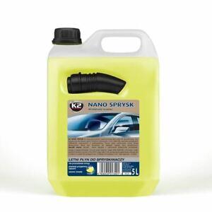 NANO SPRYSK K525 odeur agreable liquide lave-glace d'ete K2 5l