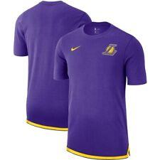 Nike Los Angeles Lakers Essential Uniform DNA Shirt Size XXL