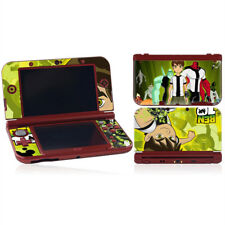 FOR Nintendo New 3DS XL 2015 Ben 10 Ben10 Vinyl Skin Stickers Decal Cover Wrap