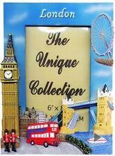 London Bilderrahmen 20 cm,Photo frame,Tower Bridge,Big Ben,Souvenir Gb