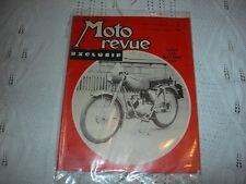 MOTO REVUE   JANVIER  1963