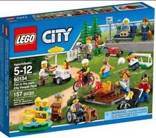 LEGO 60134 City Fun in the Park - City People Pack (BRAND NEW SEALED)