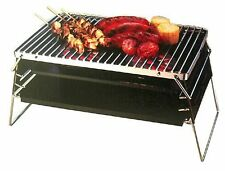 Lokkii Home & Away BBQ Grill Table Top Barbeque + Case Tailgating Camping Picnic