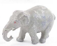 figurine ELEPHANT plomb creux / 1 /  jouet ancien