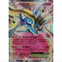 Xerneas EX XY149 Ultra Rare Promo Pokemon Englisch NM/Mint