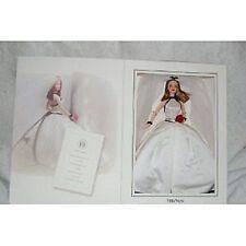 Barbie Vera Wang Boda Muñeca 1997 Nrfb Primera En Series De Edición Limitada 1997
