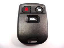 De rechange 3 boutons étui pour Jaguar S-Type gousset clé télécommande