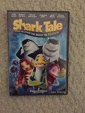 Shark Tale (DVD, 2005, Full screen