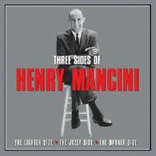 Henry Mancini Three Sides Of 3-CD NEW SEALED Moon River/Peter Gunn+