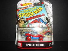 Hot Wheels Spider Mobile DMC55-956H 1/64