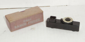 Vintage Ideal Rangefinder & Box