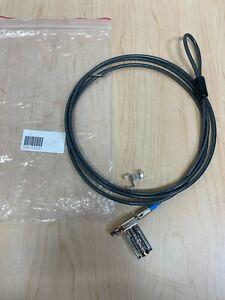 Noble Enterprises TZ05T Security Cable Combination Lock