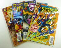 Amalgam MARVEL/DC CROSS-OVER Spider-Man FANTASTIC FOUR X-Men Ships FREE!