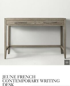 Restoration hardware teen Jeune French Contemporary Writing Desk