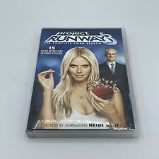 Project Runway - The Complete Third Season 3 (DVD, 2007, 4-Disc Set)