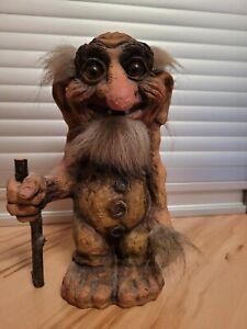 Original Norwegischer Glücksbringer Troll, NY FORM,  Nr. 111