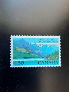 Canada SC# 935 1984 $1.50 Banff - MNH