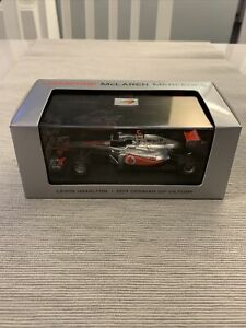 Lewis Hamilton Vodafone McLaren Mercedes German 2011 GP Victory 1/43