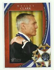 TOPPS HERITAGE 2009 TC MOF #7 {Medal of Freedom} Wesley Clark NEW