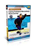 Wan Laisheng's Wushu Kungfu Secret 8 Fighting Techniques by Liang Shouzhong DVD