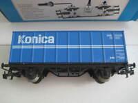 Marklin H0 4481- 88733 SNCF KONICA Box Wagon - Limited edition in 1988 - LNIB