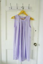 H&M A-line dress, Size S, Light purple / Lavender, Soft Draping, New With Tag
