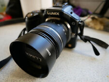 Lumix G5 + 14-42mm Lens,Battery Charger and Soft Case. Low shtr count.