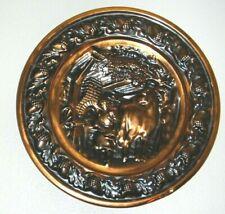 "Coppercraft Guild Blacksmith 12 .5"" Great Deco Item"