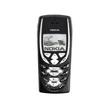 Phone Mobile Phone Nokia 8310 Black Black Gsm Small Lightweight Top Quality