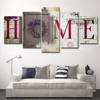 HOME  Unframed Modern Art Oil Paintings Print Canvas Picture Wall /Room Decor