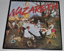 NAZARETH: Malice in Wonderland LP Record