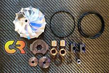 Powerstroke 6.0L 03-04 GT3782VA Turbo Upgrade Compressor Wheel & Rebuild Kit