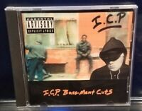 Inner City Posse - Basement Cuts CD Alt ICP insane clown old school I.C.P. psy