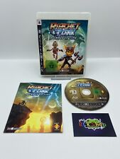 Sony - Playstation 3 PS3 - Spiel - Ratchet Clank A Crack In Time - OVP