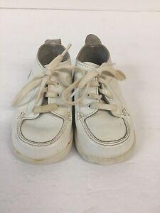 Stride Rite Kids Girls Toddler Shoes White Size 3.5