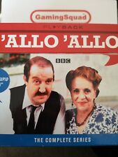Allo Allo Complete Series DVD, Supplied by Gaming Squad