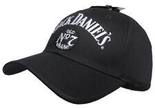 Jack Daniel 's Old No. 7, jd77-f Daniels Basecap visière Cap, Casquette Neuf