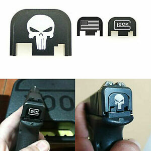 Model Series Rear Cover Plate for Glock Gen 1 2 3 4 Fits All Models Glock