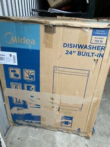 "Midea Dishwasher 24"" Built In"